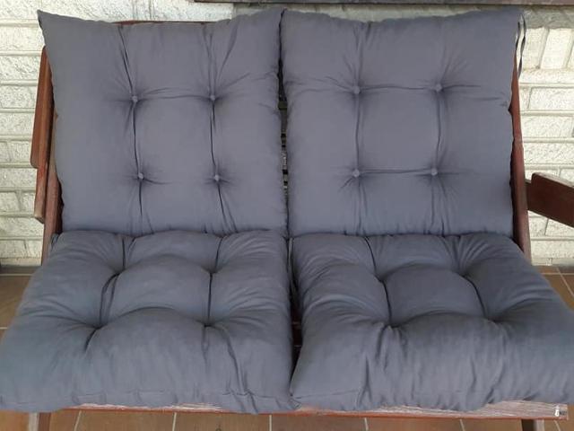poduszki na huśtawkę