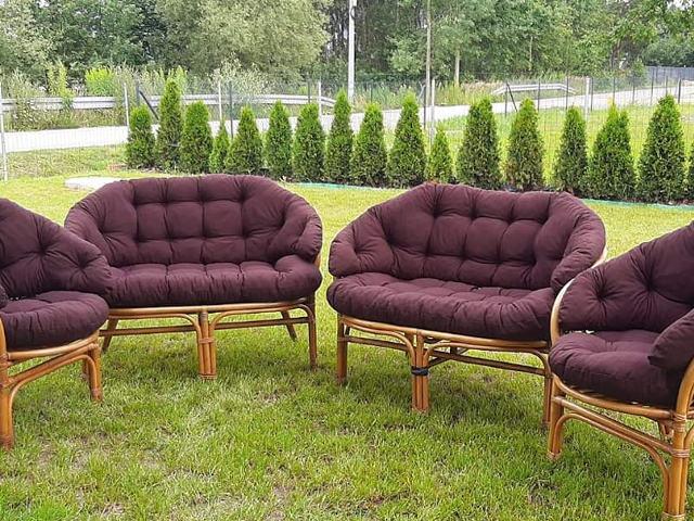 poduszki ogrodowe zestaw