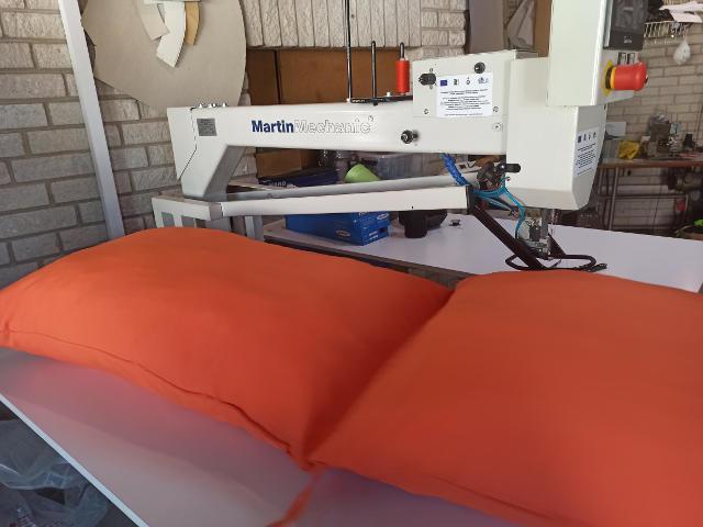 poduszki Oleńka produkcja